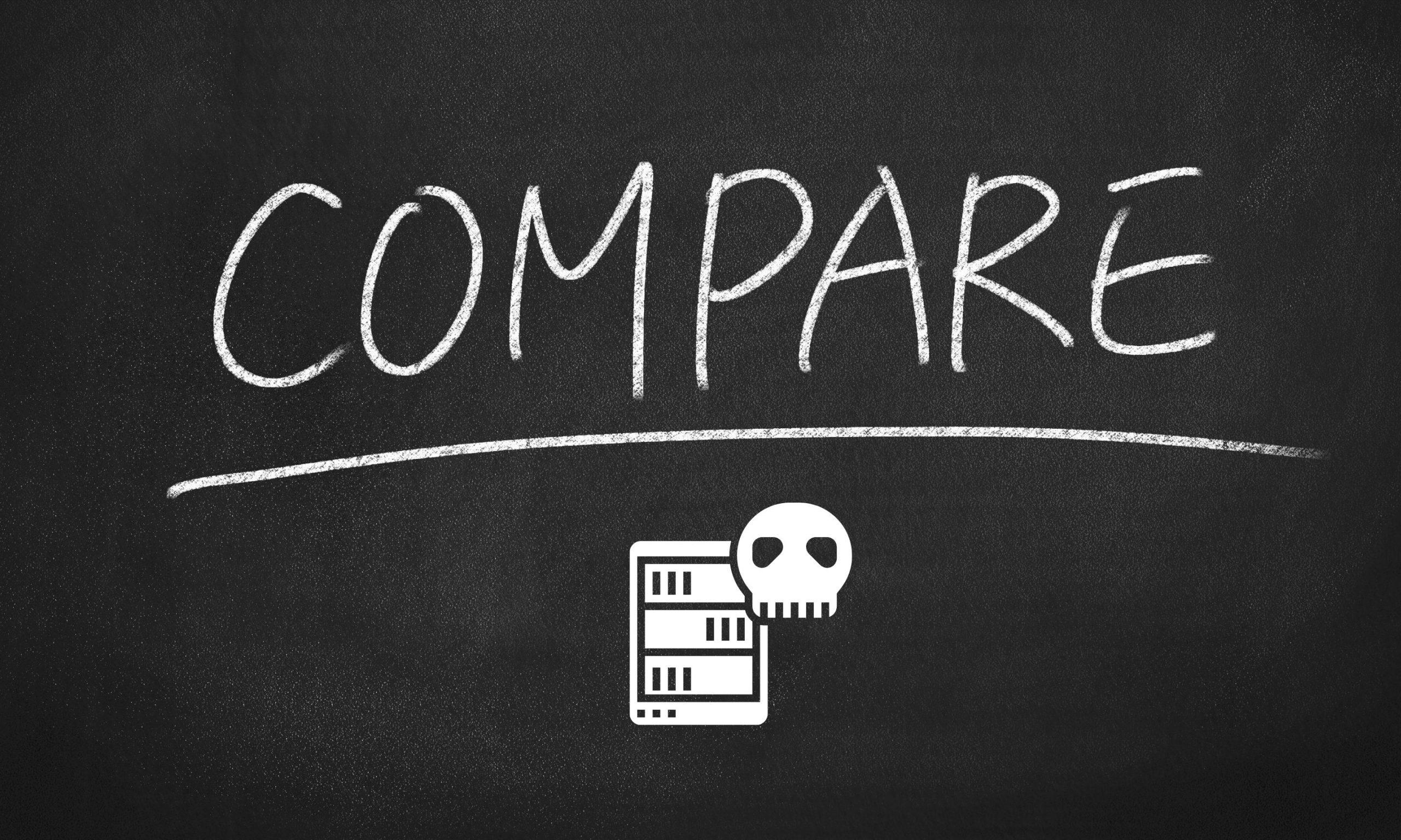 Comparativa ciberseguros